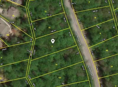 Fairfield Glade Residential Lots & Land For Sale: 229 Rotherham Drive