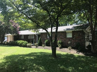 Knoxville Single Family Home For Sale: 10753 Mercury Drive