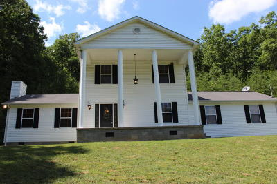 Maynardville Single Family Home For Sale: 170 Hayes Hollow Rd