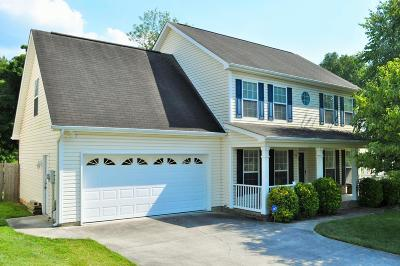 Knoxville Single Family Home For Sale: 5716 Gaboury Lane