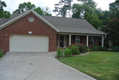 Knoxville Single Family Home For Sale: 3405 Brookmoor Lane