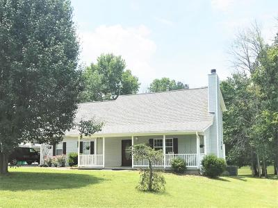Clinton TN Single Family Home Sold: $300,000