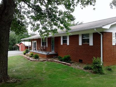 Maryville Single Family Home For Sale: 1906 Shasta Rd