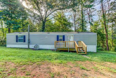 Blount County, Loudon County, Monroe County Single Family Home For Sale: 247 Towee Falls Rd