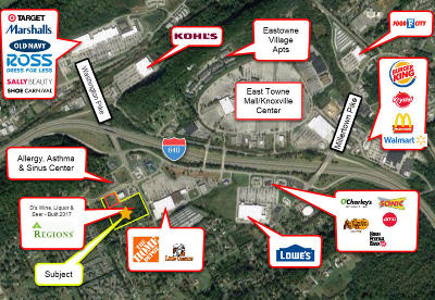 Knoxville Residential Lots & Land For Sale: Washington Pike