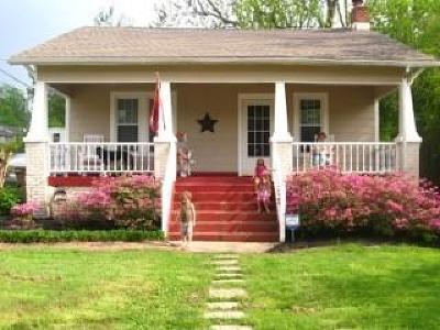 Knoxville TN Single Family Home For Sale: $89,800
