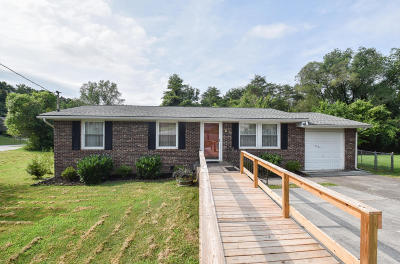 Knoxville TN Single Family Home For Sale: $120,000