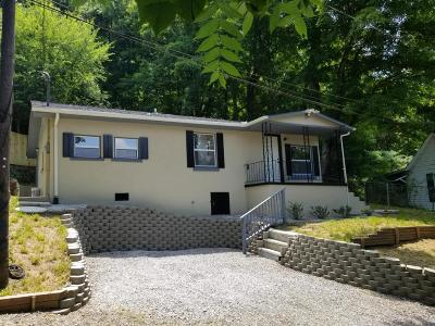 Knoxville TN Single Family Home For Sale: $100,000