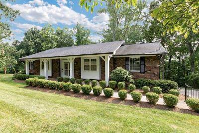 Knoxville Single Family Home For Sale: 9728 Stone Henge Lane