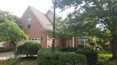 Knoxville TN Condo/Townhouse For Sale: $335,000