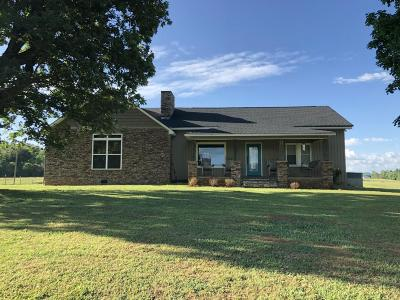 Tellico Plains Single Family Home Pending - Continue To Show: 817 Fairview Road