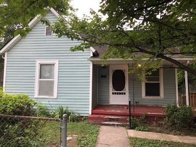 Knoxville TN Single Family Home For Sale: $74,900
