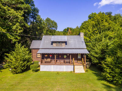 Thorn Hill Single Family Home For Sale: 5984 Mountain Valley Rd