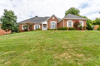 Knoxville Single Family Home For Sale: 12113 Brookstone Drive
