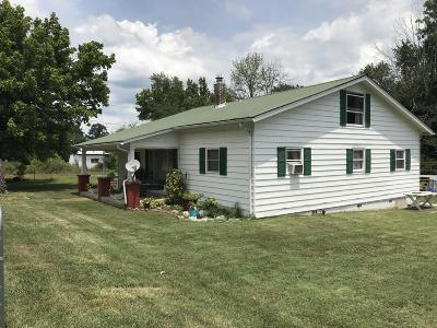 Cumberland Gap Single Family Home For Sale: 200 Claiborne Ave
