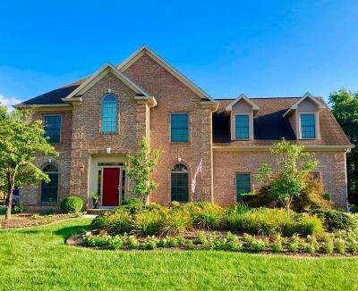 Knoxville Single Family Home For Sale: 11524 Ivy Chase Lane