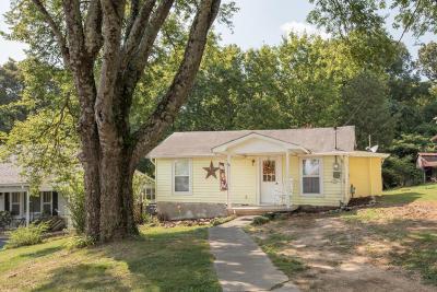 Lenoir City Single Family Home For Sale: 1105 W 1st Ave