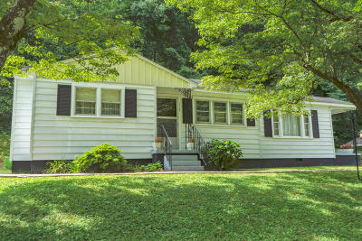 Single Family Home For Sale: 1424 Webster Rd