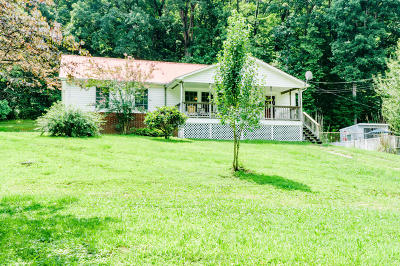Single Family Home For Sale: 753 Old Highway 70