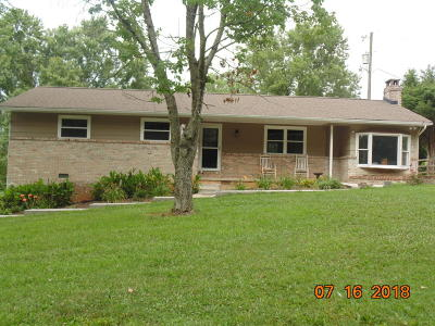 Corryton Single Family Home For Sale: 6120 McNeely Rd