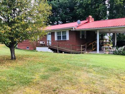 Tazewell TN Single Family Home For Sale: $127,500
