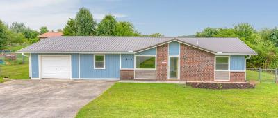 Sevierville Single Family Home For Sale: 1846 Allensville Ridge