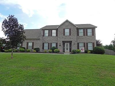 Powell Single Family Home For Sale: 367 Fox Hunters Court
