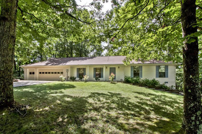 Loudon Single Family Home For Sale: 214 Oohleeno Trace
