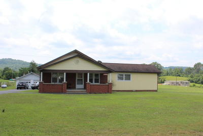 Speedwell Single Family Home For Sale: 4286 Old Middlesboro Hwy Hwy
