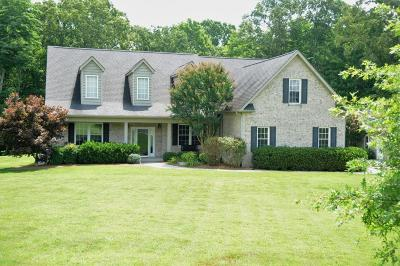 Knox County Single Family Home For Sale: 4912 Salem Church Rd