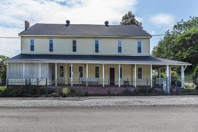 Tellico Plains Single Family Home For Sale: 503 Veterans Memorial Drive