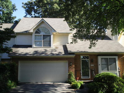 Knoxville Condo/Townhouse For Sale: 9913 Carrington Drive