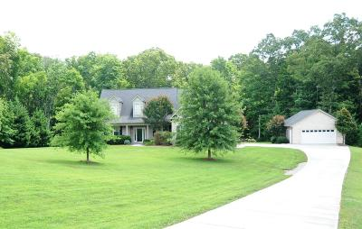 Knoxville Single Family Home For Sale: 4912 Salem Church Rd