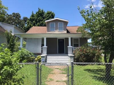 Knoxville Single Family Home For Sale: 427 E Caldwell Ave