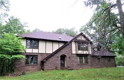 Single Family Home For Sale: 404 Ahler Rd