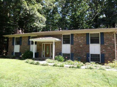 Oak Ridge Single Family Home For Sale: 110 Montreal Lane
