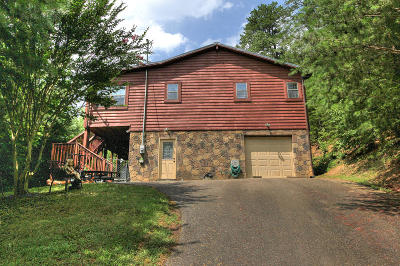 Sevierville Single Family Home For Sale: 3071 Bear Mountain Lane