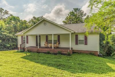Knoxville Single Family Home For Sale: 11316 Clear Point Drive