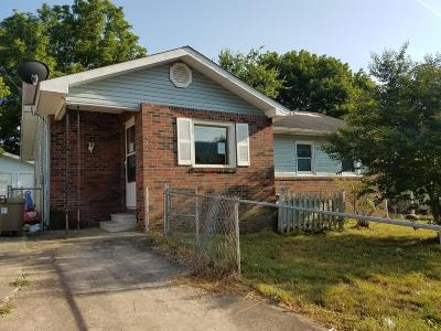 Single Family Home For Sale: 437 Carroll Drive