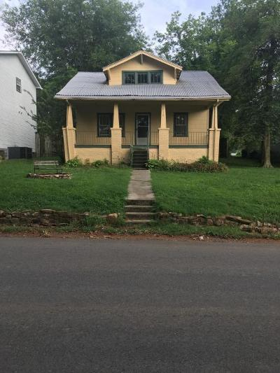 Knoxville TN Single Family Home For Sale: $60,000