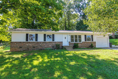 Knoxville Single Family Home For Sale: 1808 Piney Grove Church Rd