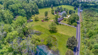Knoxville Single Family Home For Sale: 1516 Bob Kirby Rd