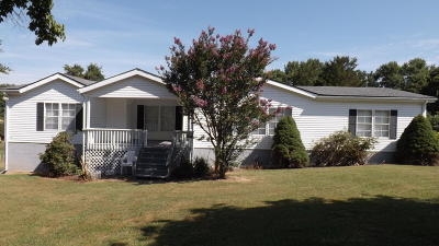 Cumberland Gap Single Family Home For Sale: 164 Oak Village Circle