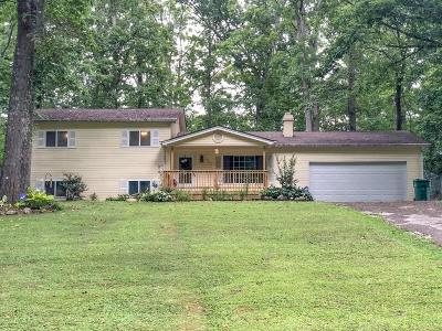 Knoxville TN Single Family Home For Sale: $170,000