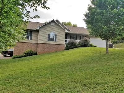 Single Family Home For Sale: 1902 Crestview Circle