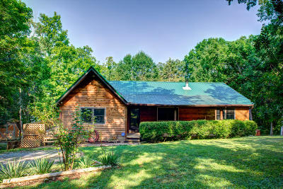 Anderson County, Claiborne County, Union County Single Family Home For Sale: 658 Cape Norris Rd