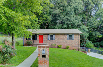 Knoxville TN Single Family Home For Sale: $184,900