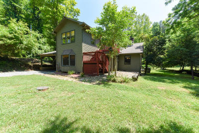 Maryville Single Family Home For Sale: 656 Old Piney Rd