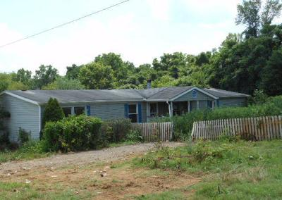 Dandridge Single Family Home For Auction: 1013 Gable Drive
