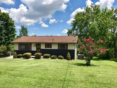 Knoxville TN Single Family Home For Sale: $144,900